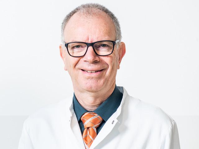 Prim. Prof. Dr. Karl Lhotta